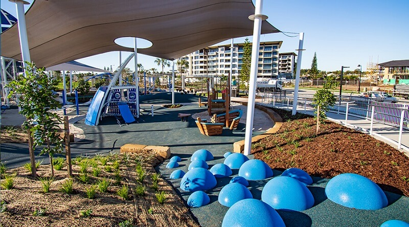 Spinnaker Park now open! 1